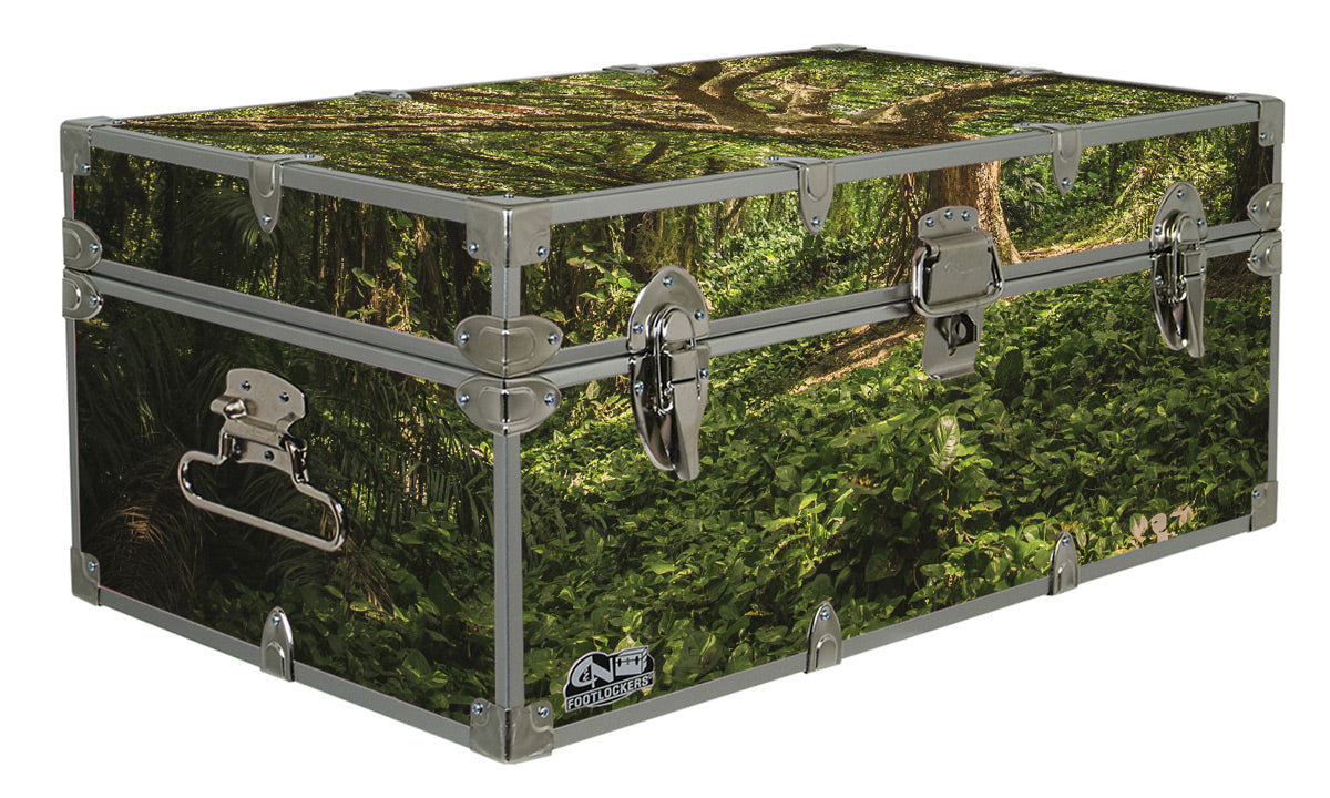Designer Trunk - Forest - 32x18x13.5""