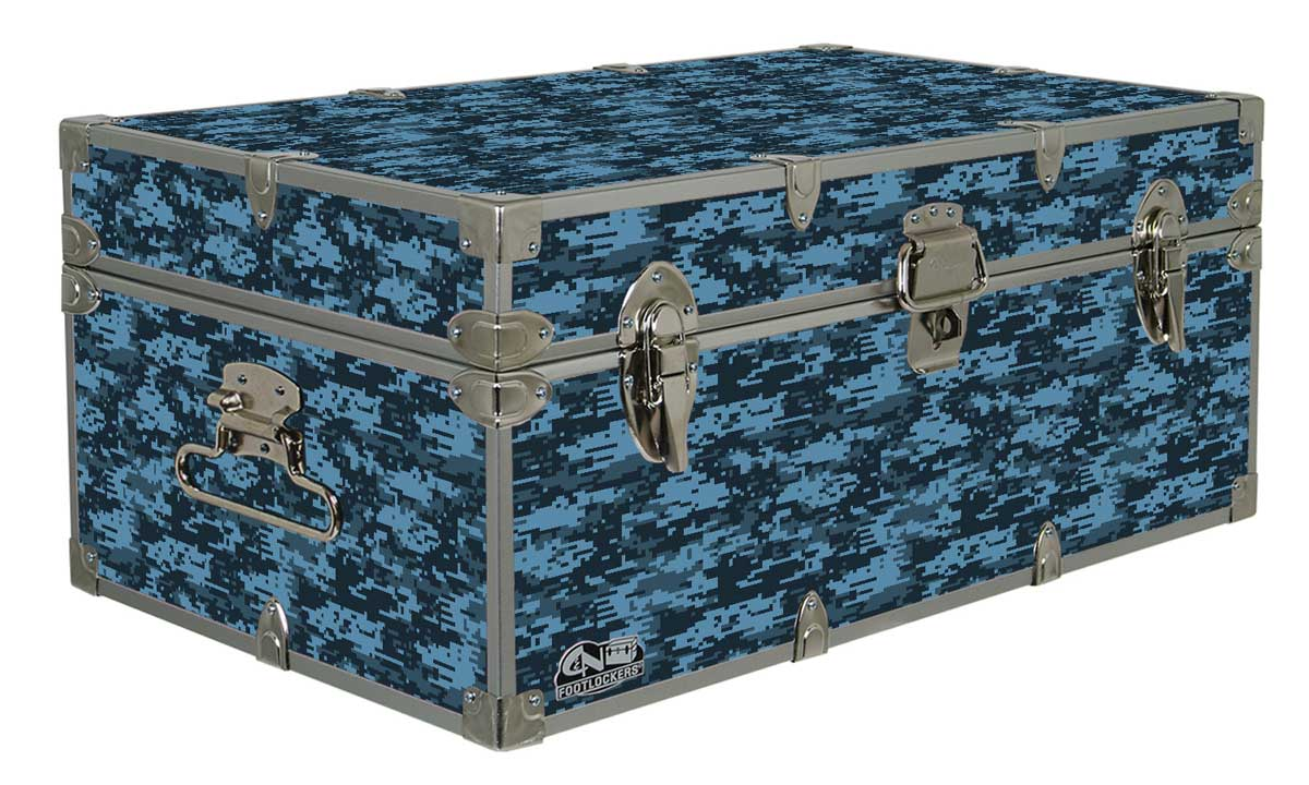 Designer Trunk - Digital Camo - 32x18x13.5""