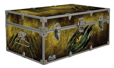 Designer Trunk - Dinosaur Escape - 32x18x13.5""