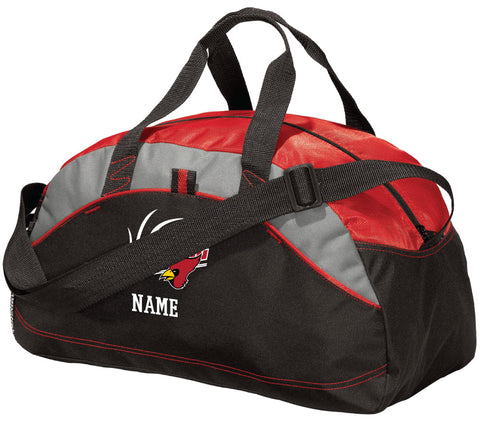 Cardinal Flight Duffel WITH NAME