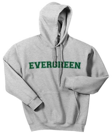 Evergreen Athletic Hoodie