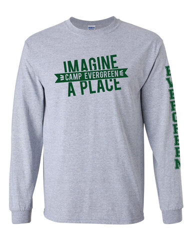 Camp Evergreen Long Sleeve Tee