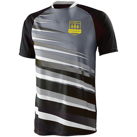 Camp Evergreen Soccer Jersey