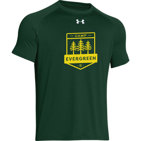 Camp Evergreen Under Armour Tee