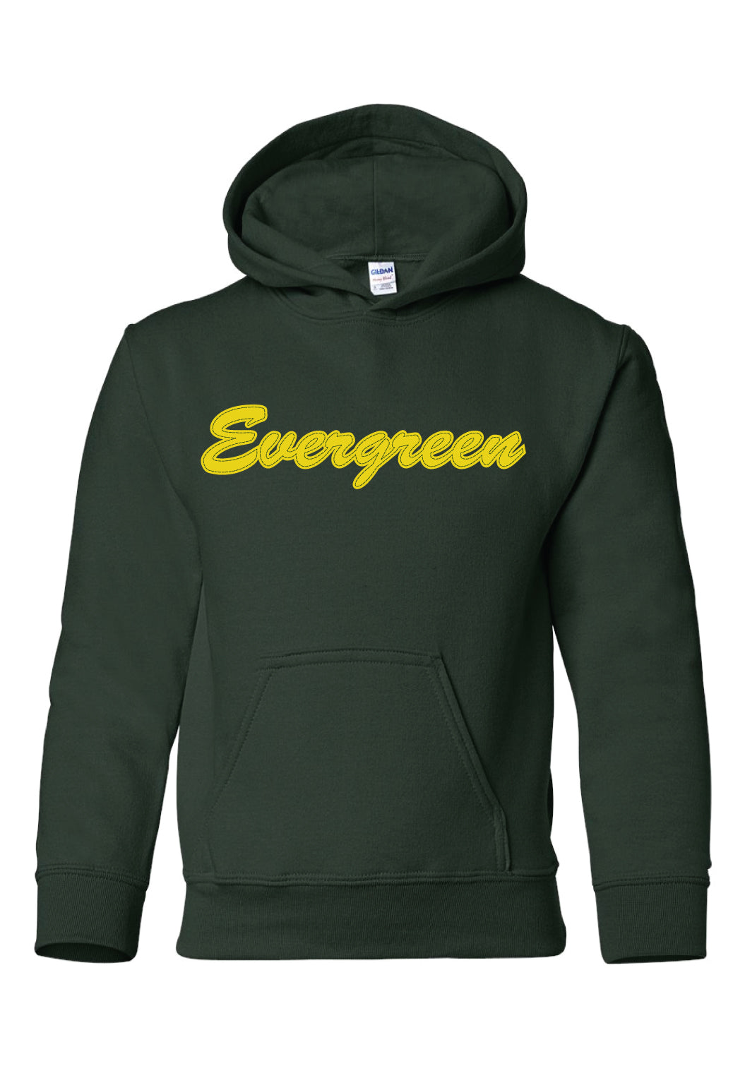 Camp Evergreen Stitched Hoodie