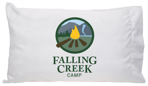 Falling Creek Autographable Pillow Case