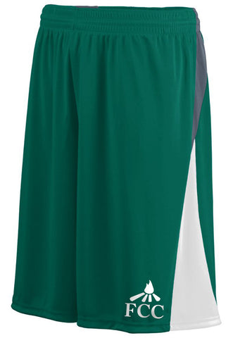 Falling Creek Camp Mesh Shorts with Pocket