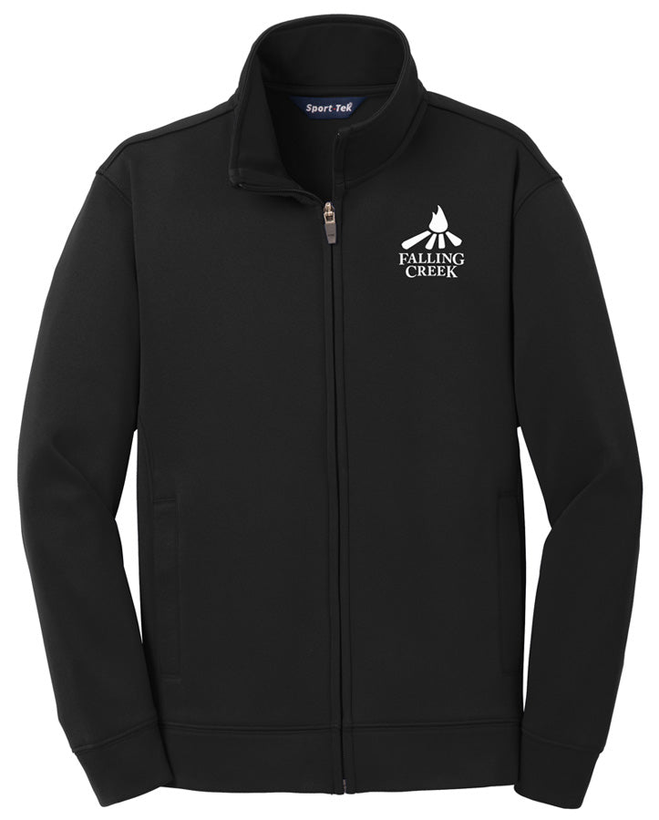 Falling Creek Camp Performance Fleece Zip-Up