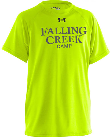 Falling Creek Camp Under Armour Hi-Vis Tee
