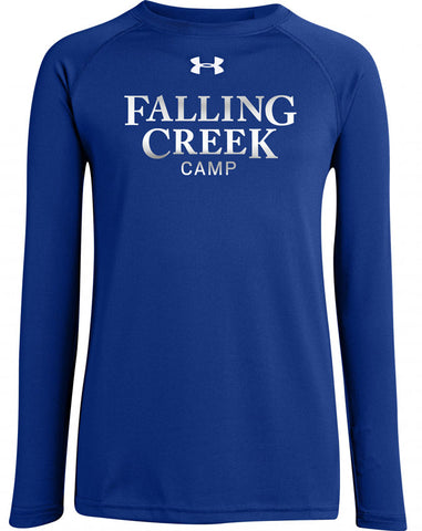 Falling Creek Camp Under Armour Long Sleeve Tee