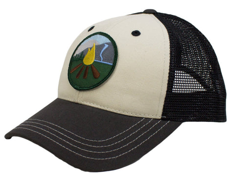 Falling Creek Camp Trucker Cap