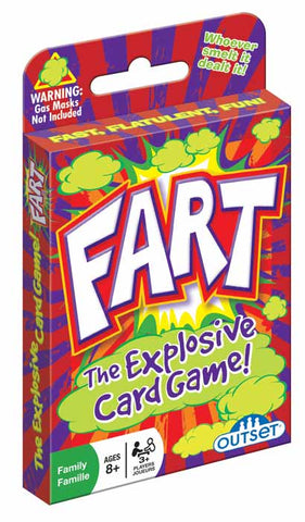 Fart - The Explosive Card Game