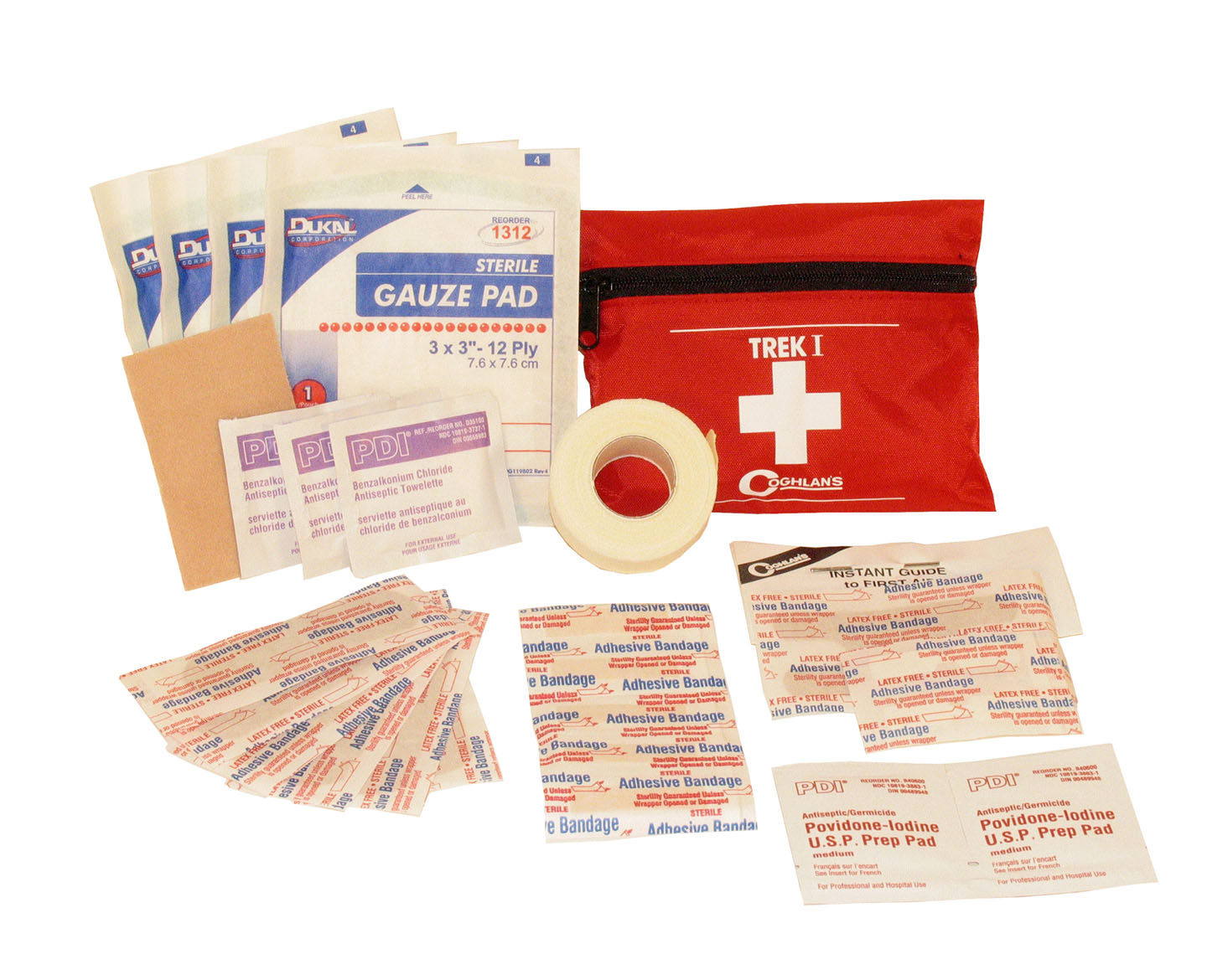 Coghlans® Trek I Deluxe First Aid Kit