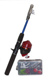 South Bend Telescopic Fishing Rod Set