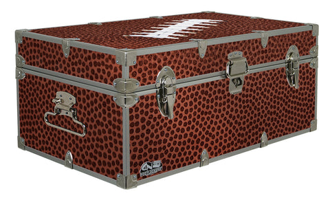 Designer Trunk - Football - 32x18x13.5""