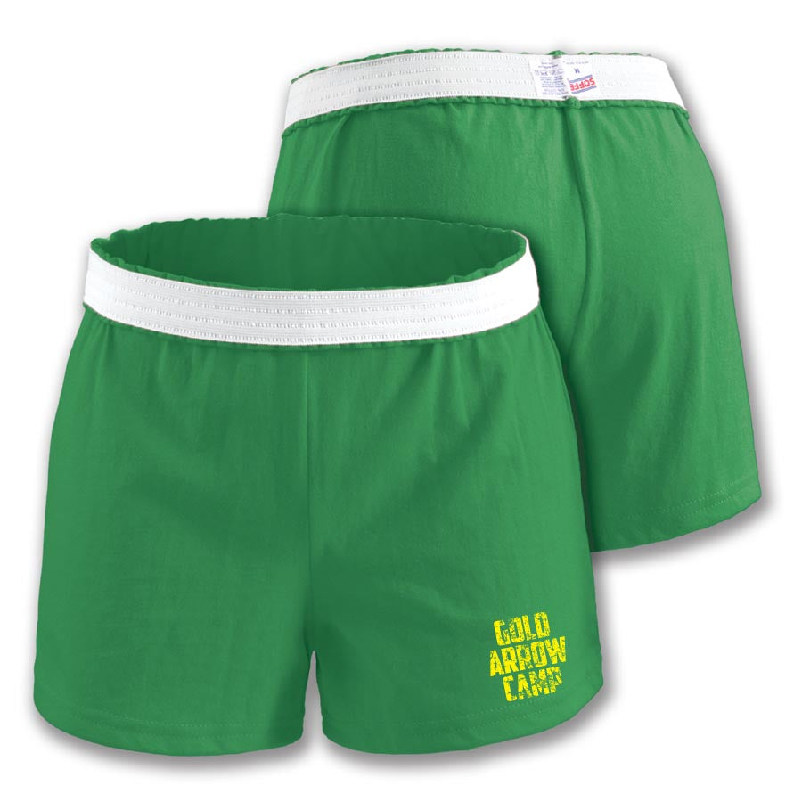 Gold Arrow Camp Girl's Soffe Shorts