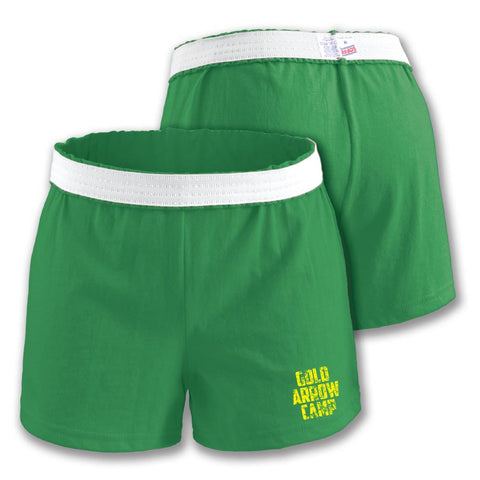Gold Arrow Camp Girl's Soffe Shorts|2536|2537|2538|2539|2540|2541|2542|2543