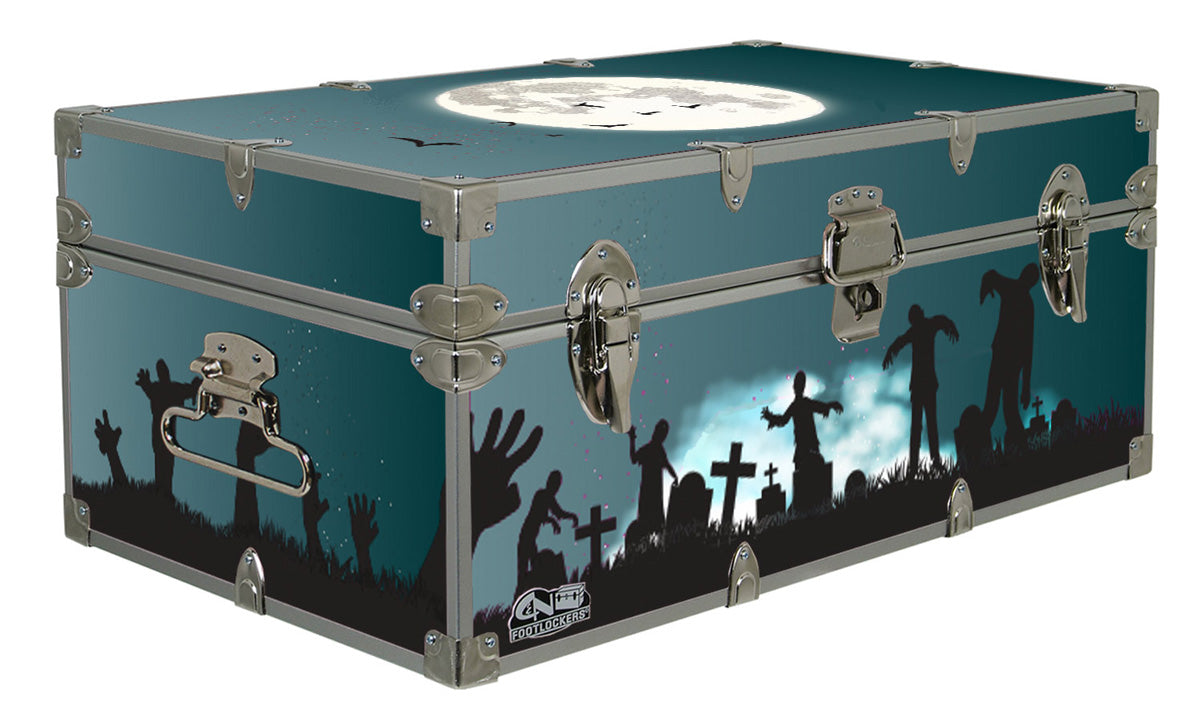 The Living Dead Storage Trunk - 32x18x13.5""
