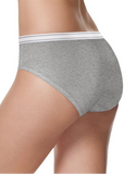Hanes Womens Cool Comfort™ Cotton Sporty Hipster Panties 8-Pack