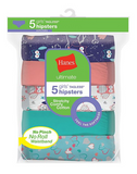 Hanes Girls Ultimate® Cotton Stretch Hipsters 5-Pack