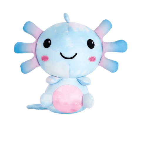 iScream Aqua Axoloti Scented Microbead Pillow
