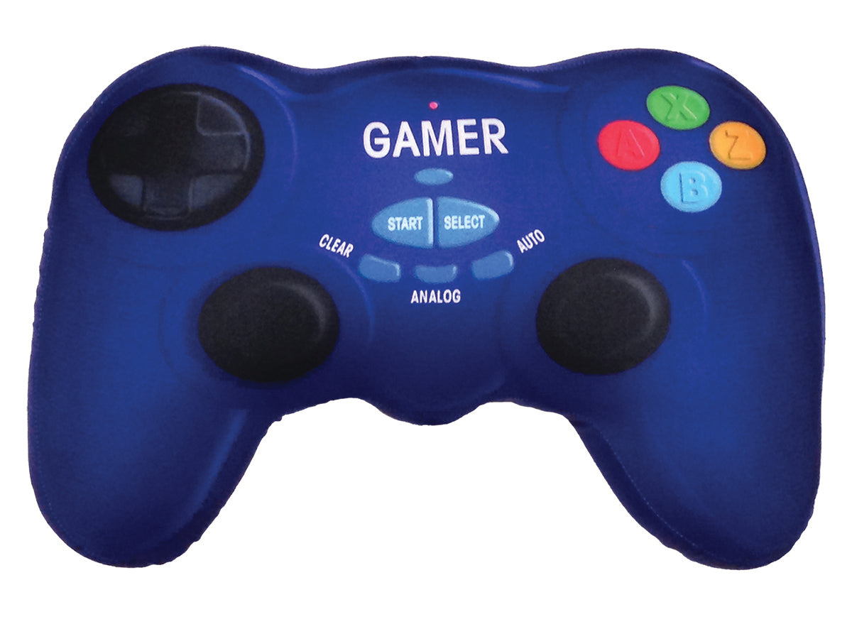 Iscream Mini Gamer Scented Microbead Pillow