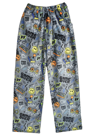 Iscream Gamer Plush Pants|8201245S|8201245M|8201245L