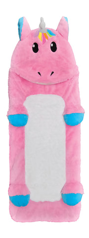 iScream Furry Unicorn Sleeping Bag