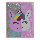 Iscream Reversible Sequin Journal