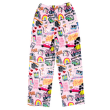 Iscream Girls Plush Pants