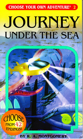 Choose Your Own Adventure-2 - Journey Under the Sea