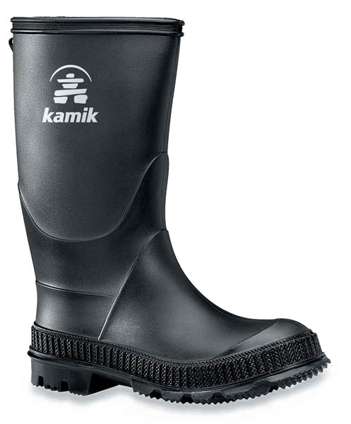 Kamik Stomp Youth Rainboot