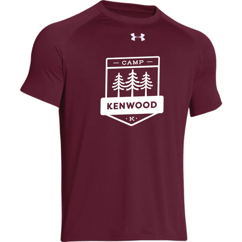Camp Kenwood Under Armour Tee