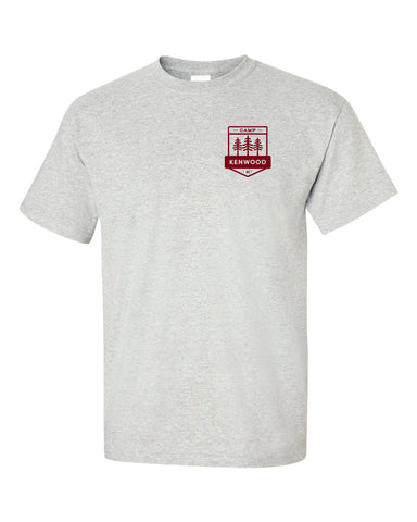 Camp Kenwood Grey Uniform Tee