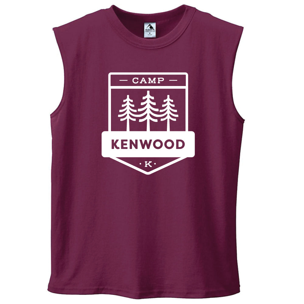 Kenwood Basketball Shooter Tank