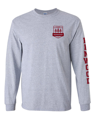 Camp Kenwood Long Sleeve Tee