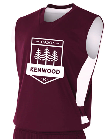 Camp Kenwood Reversible Mesh Tank