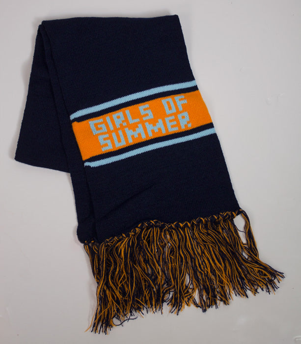 Keystone Camp Girls of Summer Scarf