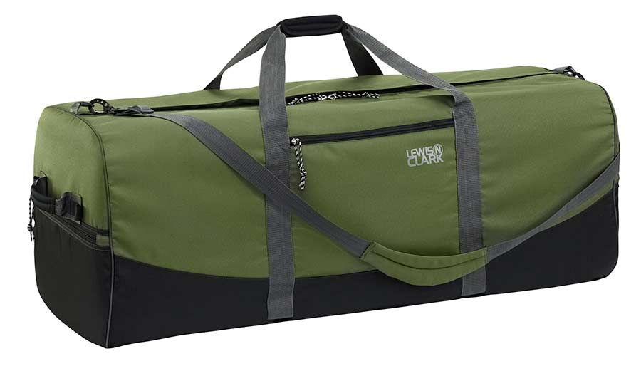 Lewis N Clark Uncharted Duffel Bag - Jumbo