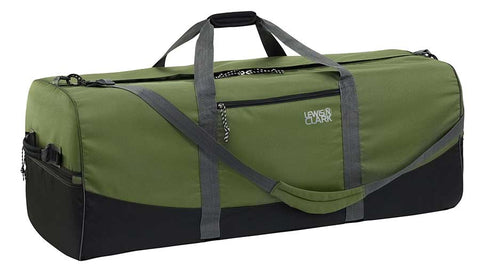 Lewis N Clark Uncharted Duffel Bag - Jumbo|9170