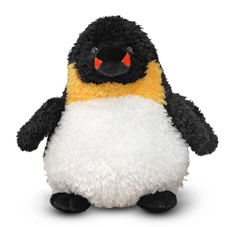 M&D Plush Animal-Pudge Penguin