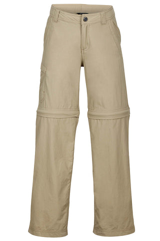 Marmot Boys' Cruz Convertible Pants|7203SM|7203MD|7203LG