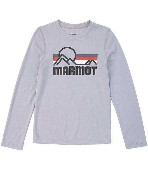 Marmot Boy's Windridge Long Sleeve