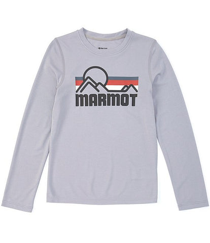Marmot Boy's Windridge Long Sleeve|504SLT-MD|504SLT-LG|504SLT-XL