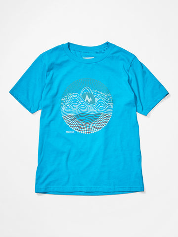 Marmot Girls' Nico Tee|2253MD|2253LG|2253XL
