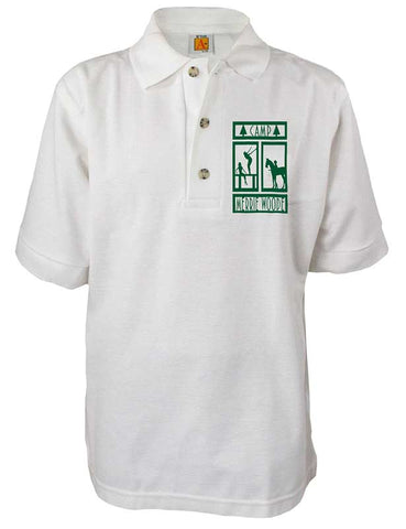 Camp Merrie-Woode Polo with Print