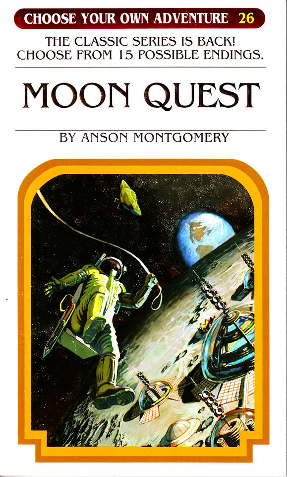 Choose Your Own Adventure-26 - Moon Quest
