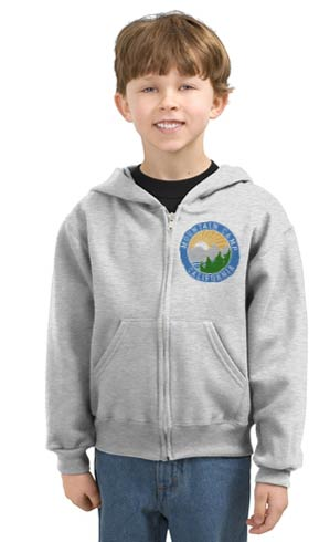 Mountain Camp Zip Hoodie