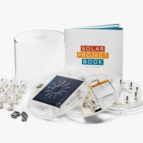 MPOWERD Build Your Own Luci: Solar Light Kit