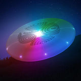 Nite Ize FlashFlight Light Up Flying Disc with Disc-O Select